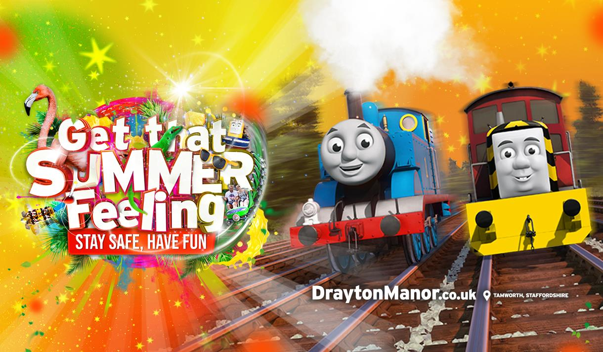 drayton manor park