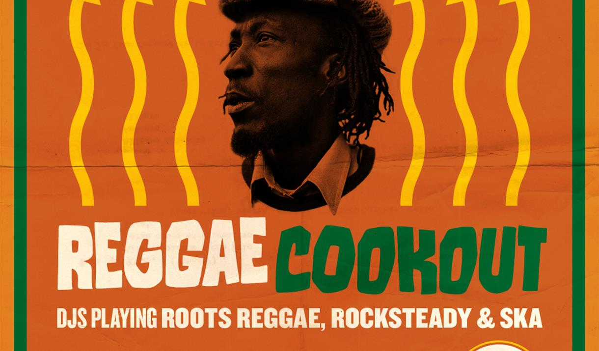 Reggae cookout artwork