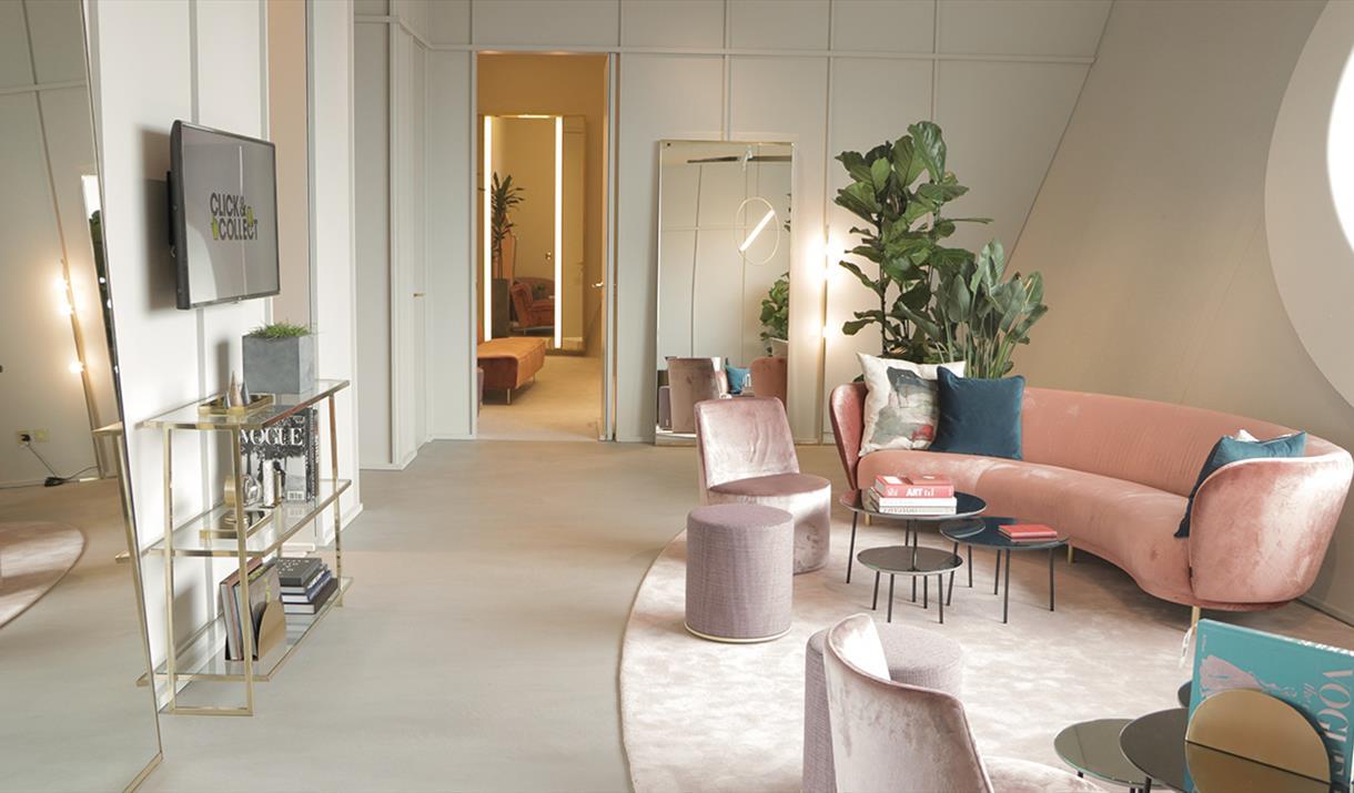 5b55cfc38bc Selfridges Birmingham Personal Shopping Suite - Visit Birmingham