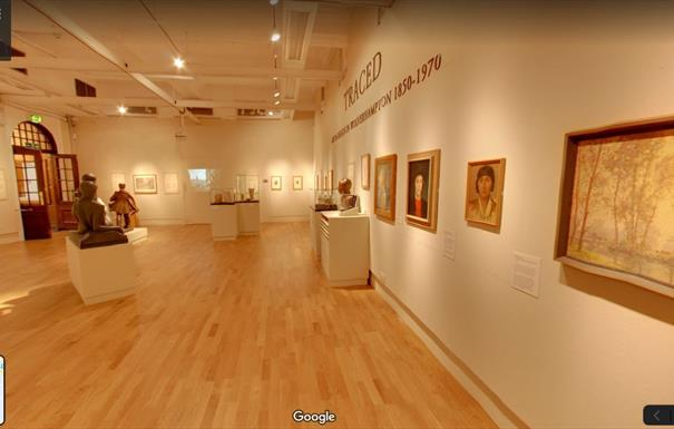 Wolverhampton Art Gallery free online resources