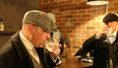 The Garrison, Peaky Blinders edition