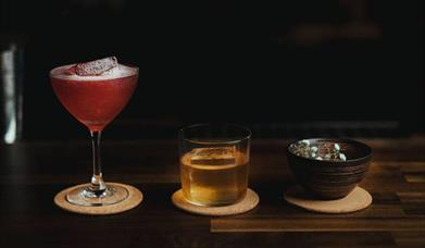Trailblazing cocktail bar 18/81 have just announced they now offer cocktail tasting menus.