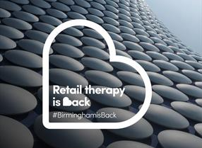 Thumbnail for Shopping in Birmingham is back
