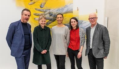 Bruntwood and Grand Union arts initiative hailed as boost to Birmingham's cultural scene
