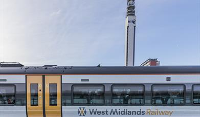 Top 5 reasons to travel with West Midlands Railway