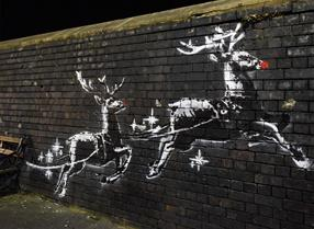 Thumbnail for Banksy arrives in the Jewellery Quarter