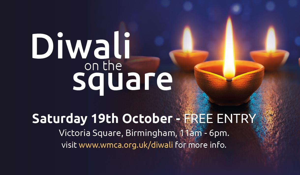 Diwali on the Square