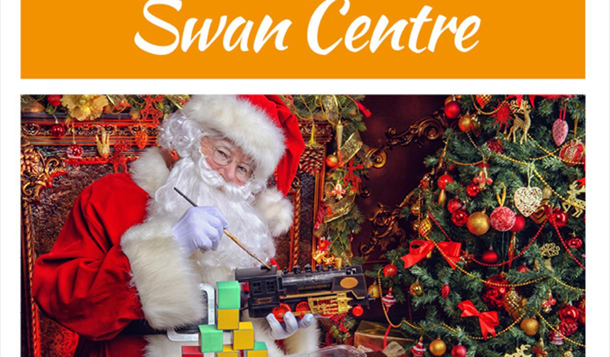 Festive Fun for all at The Swan Shopping Centre!