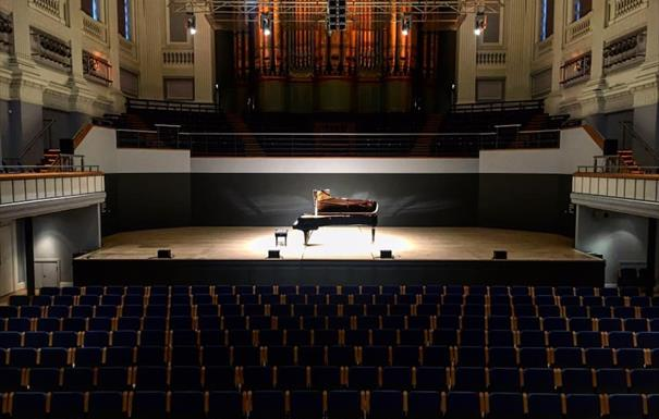 Birmingham International Piano Competition - Final Round