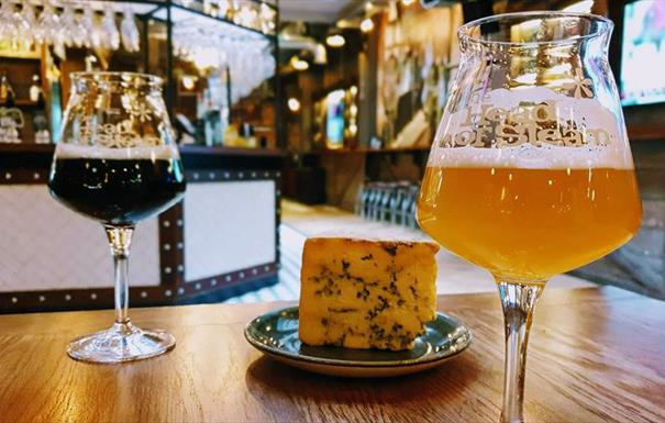 Craft Beer and Cheese Pairing