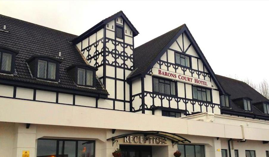 Best Western Barons Court Hotel