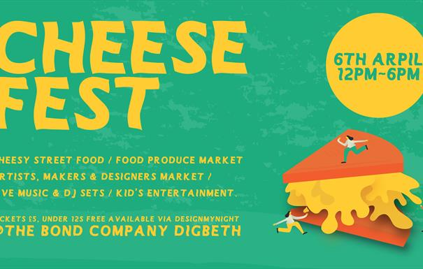 Cheese Fest 2019