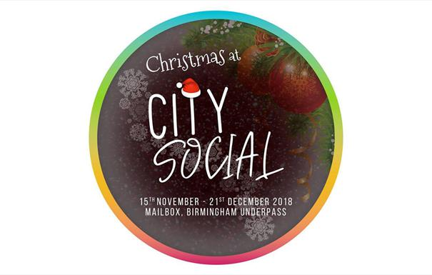 Christmas at City Social