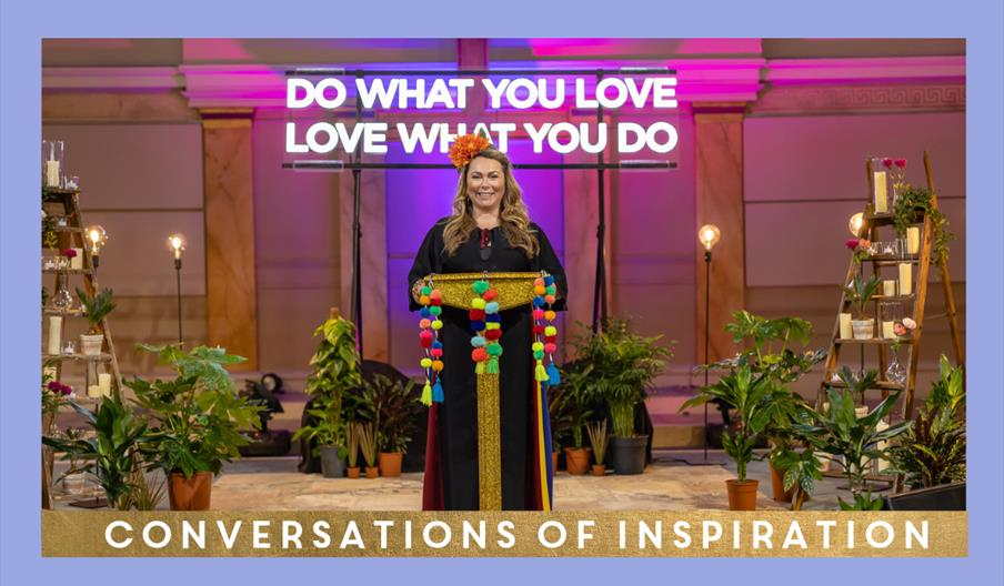 Conversations of Inspiration LIVE podcast