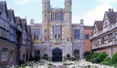Coughton Court (National Trust)