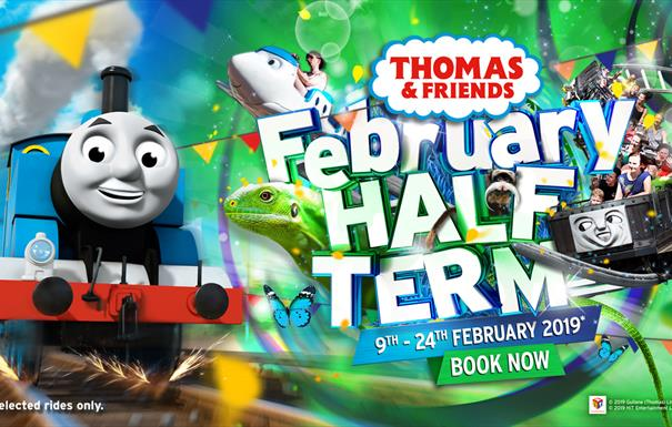 Thomas & Friends February Half Term