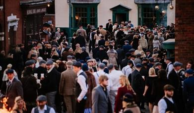 Peaky Blinders Nights at the Black Country Living Museum