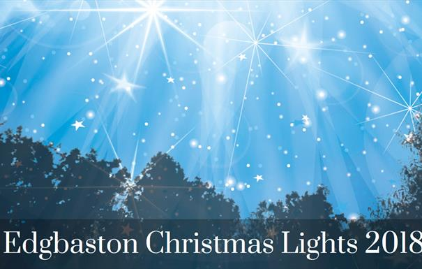 Edgbaston Christmas Lights Switch On