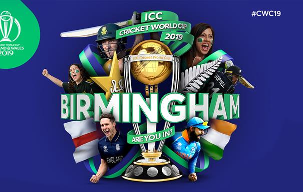 ICC Cricket World Cup 2019 - Second Semi-final (2 v 3)