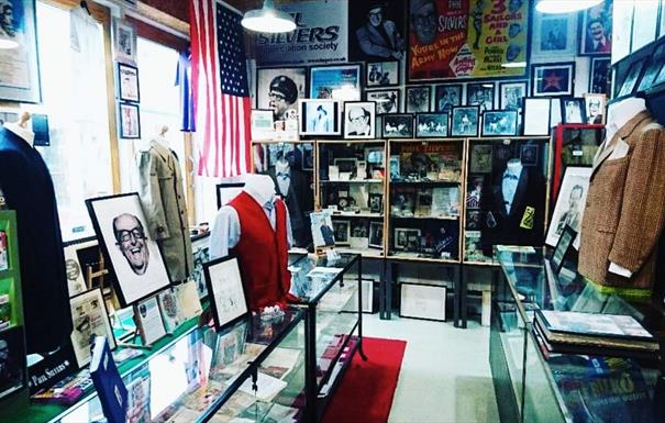 The Phil Silvers Archival Museum
