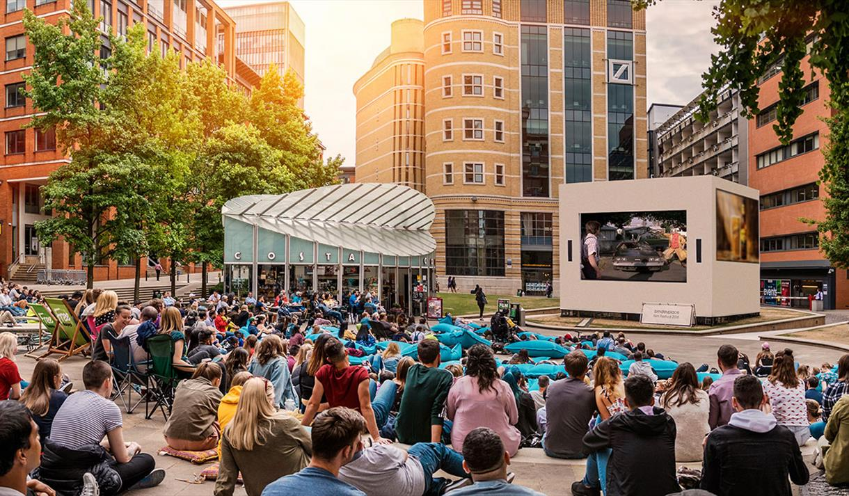 Brindleyplace Film Festival