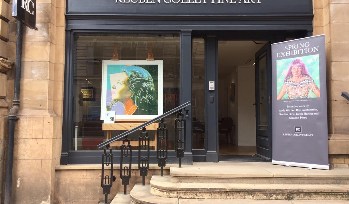Reuben Colley Fine Art - Spring Exhibition