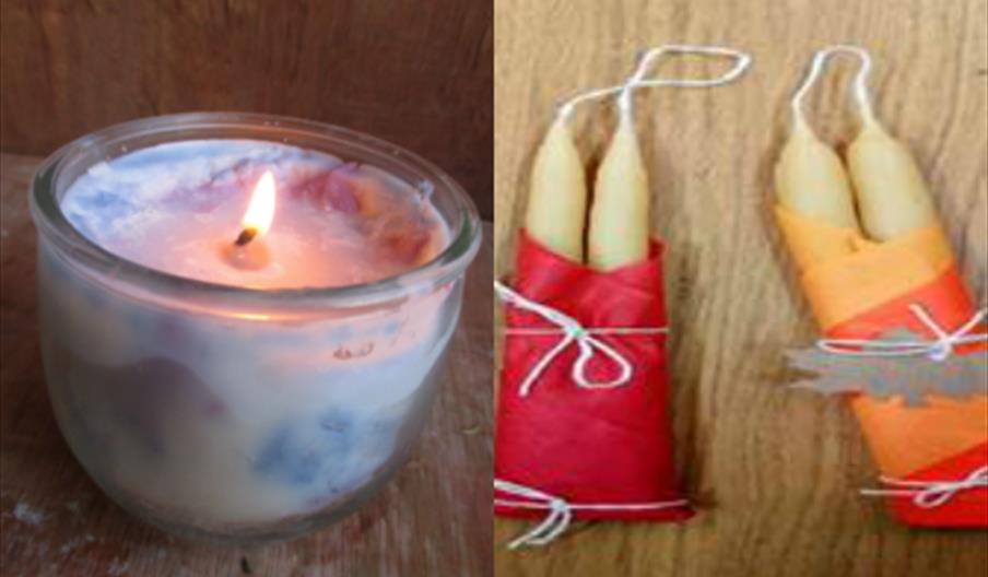 Candle-making (Two-hour Taster Workshop)
