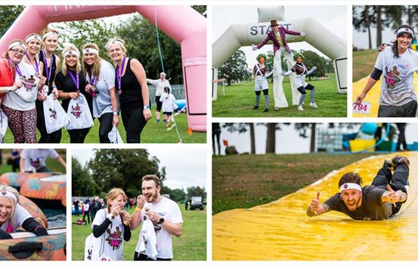 The Chocolate 5k Obstacle Rush 2019 - Birmingham