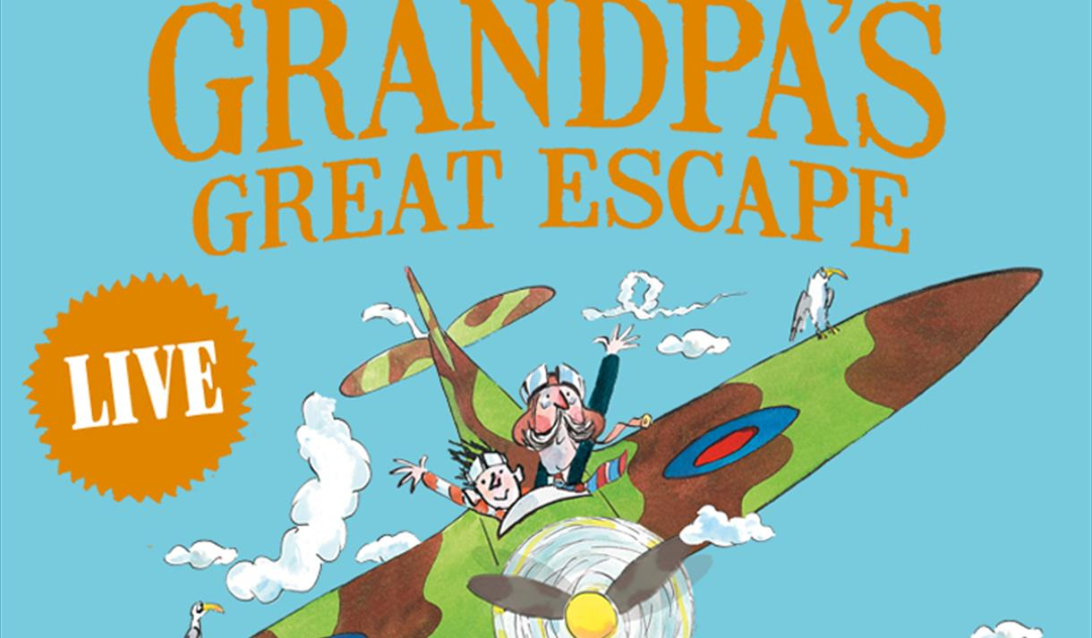 Grandpa's Great Escape Live