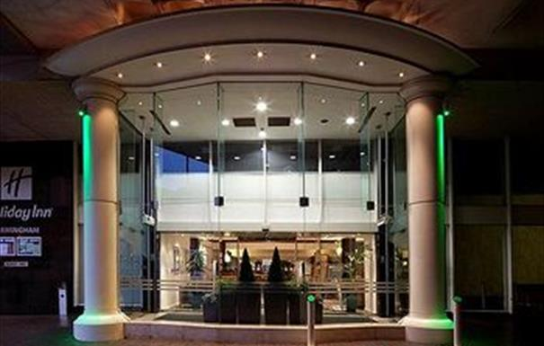 Holiday Inn Birmingham City Centre - entrance