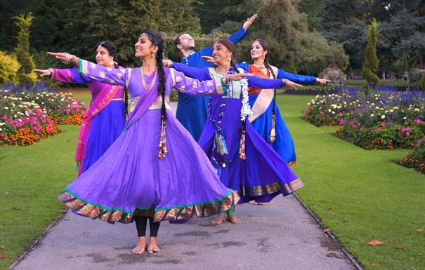 Kathak and Tabla classes - Spring term