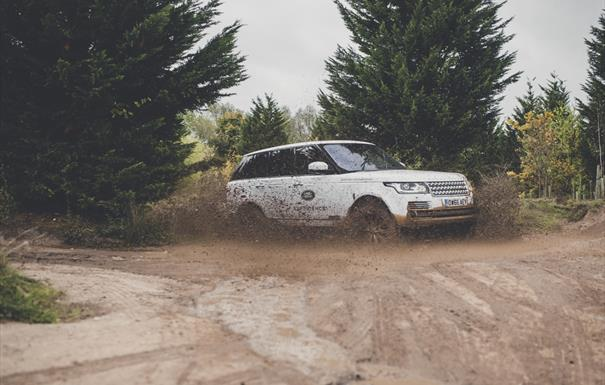 Save 10% at Jaguar Land Rover Experience Solihull during the Cricket World Cup