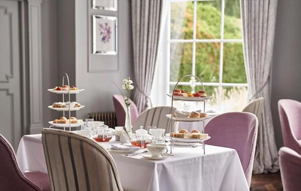 Laura Ashley 'The Tearoom' at Regency Hotel