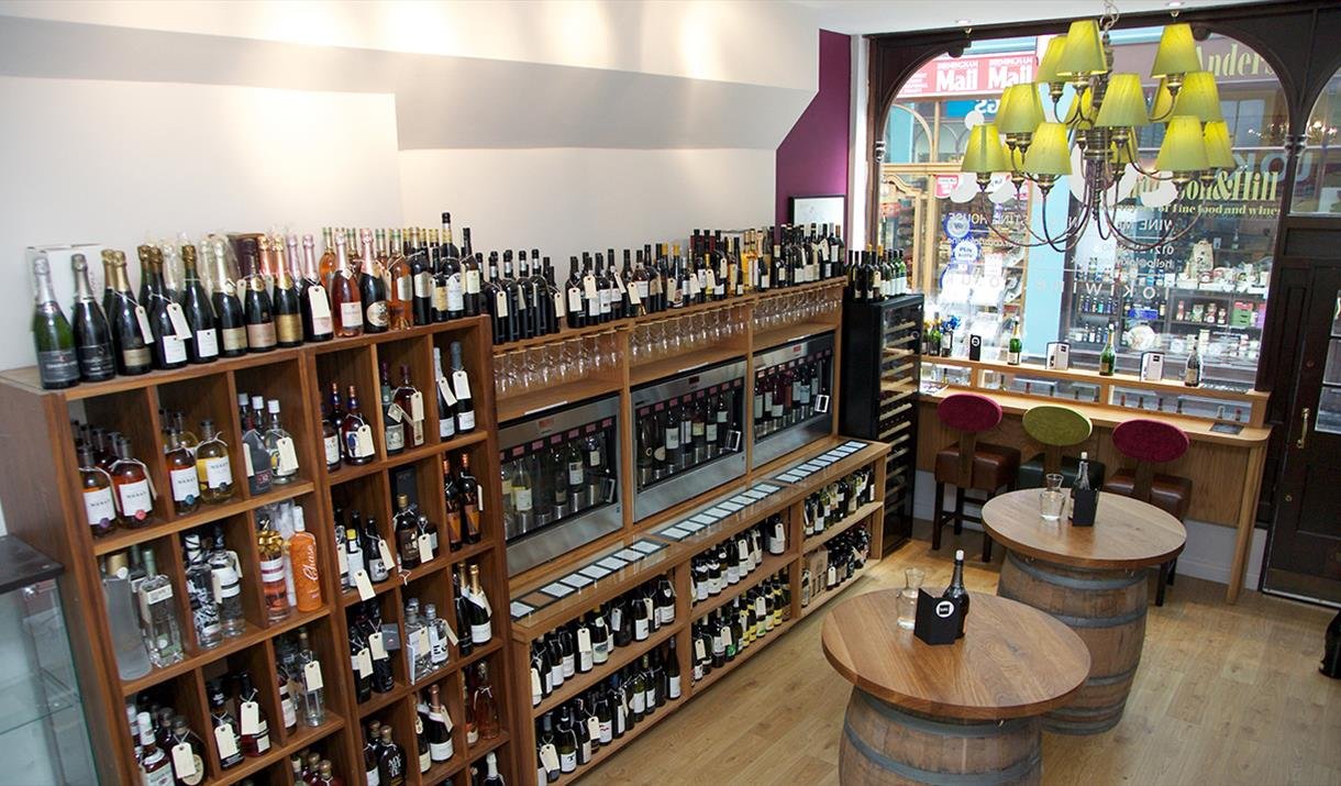Loki Wine Merchant & Tasting House