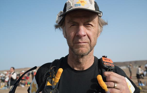 An Evening with Sir Ranulph Fiennes: Living Dangerously