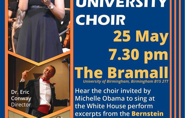 Morgan State University Choir at The Bramall