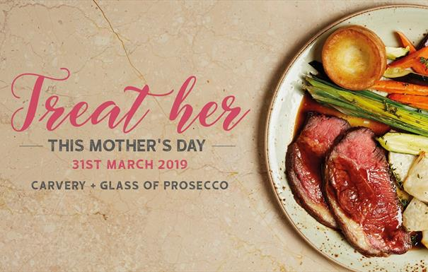 Mother's Day at the Brew Bar Lounge