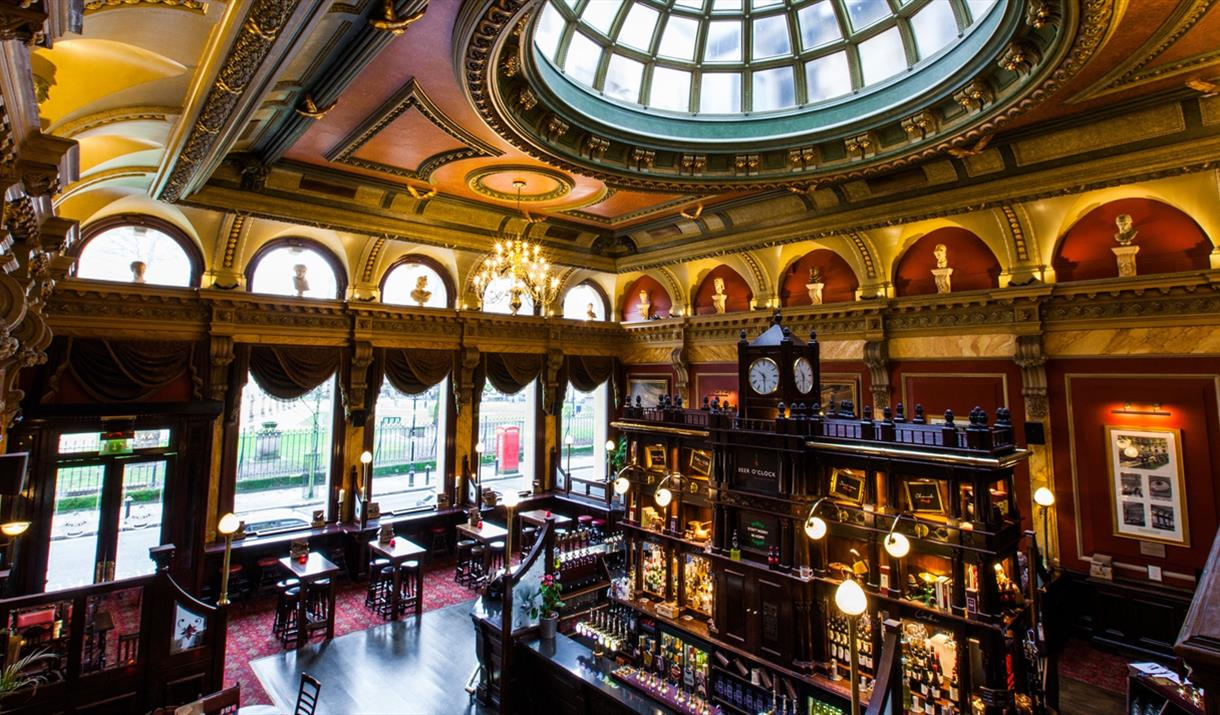 New Year's Eve at The Old Joint Stock