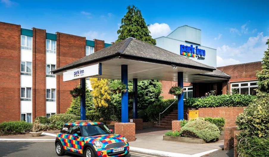 Park Inn by Radisson Birmingham West M5
