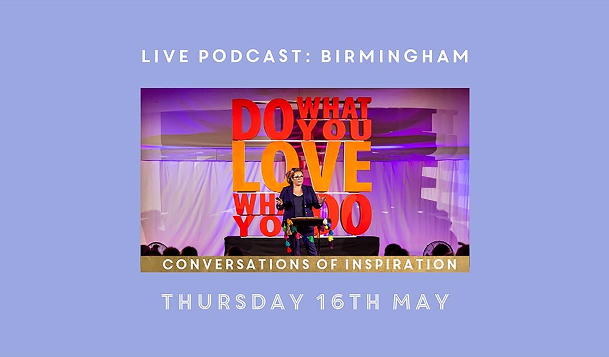 Conversations of Inspiration: Podcast Live