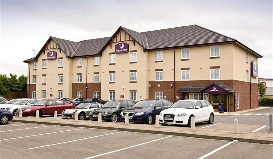 Premier Inn Coventry (M6,Jct2)