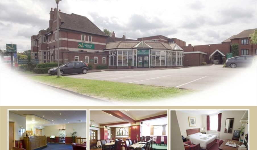 Quality Hotel Dudley - composite