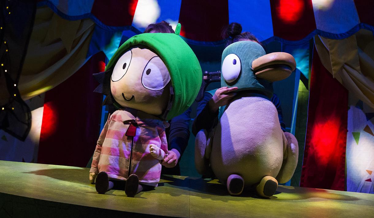 Sarah & Duck Live at Albany Theatre