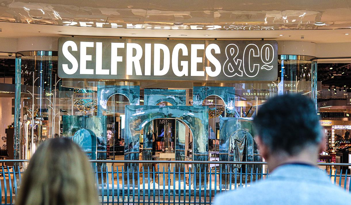 Future Fantasy - A Christmas For Modern Times at Selfridges Birmingham