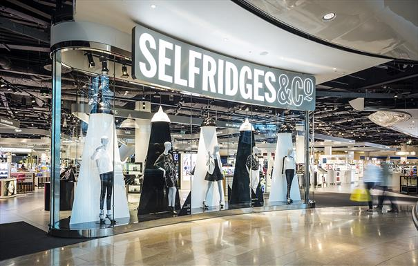 Valentine's Day at Selfridges Birmingham