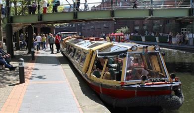 Sherborne Wharf Narrowboats