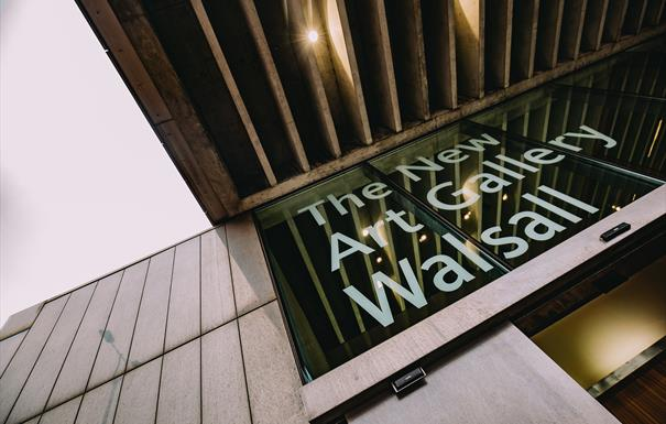 The New Art Gallery Walsall virtual tour