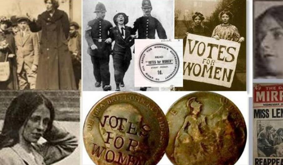 The Secret Life of Suffragettes