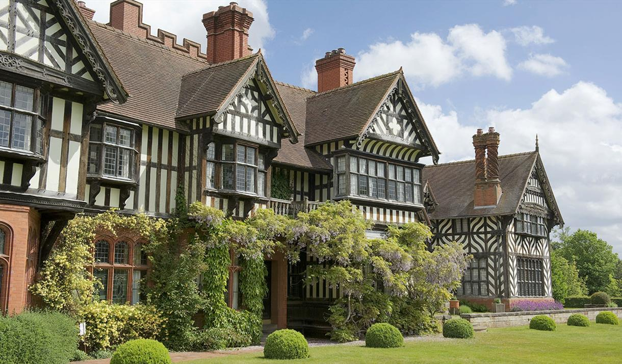 Wightwick Manor and Gardens (National Trust)