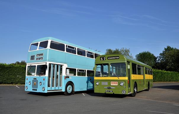 Transport Museum at Wythall